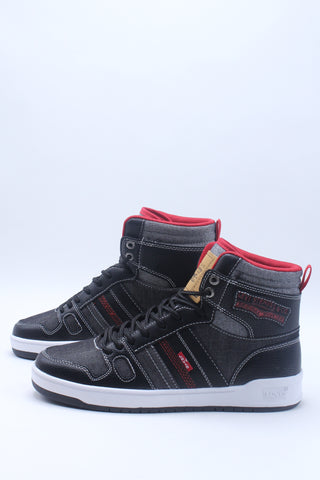 Men's 521 Bb Hi Ul Sneaker - Black Red