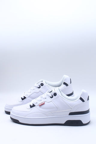 Men's 521 Mod Lo Pebbled Ul Sneaker - White Black