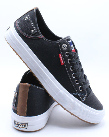 Men's Neil Low Olympic Sneaker - Black