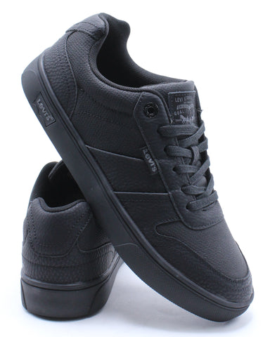 Men's Alpina Wax Sneaker - Black