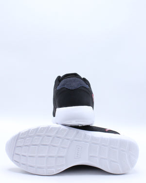 Men's Suffolk Sneaker - Black White