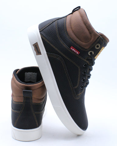 Men's Micah Wx Sneaker - Black Tan