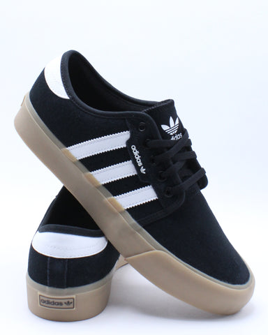 ADIDAS-Men's Seeley Xt Sneaker - Black White-VIM.COM