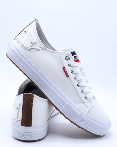 Men's Neil Lo Olympic Sneaker - White