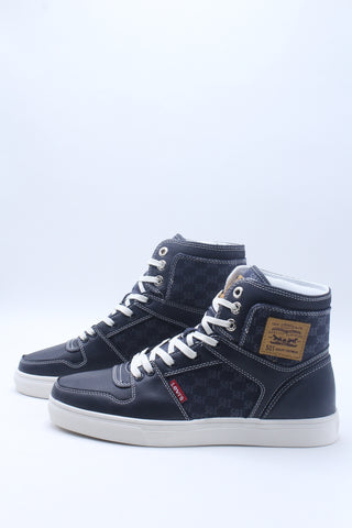 Men's 501 Mason Hi Top Shoe - Navy