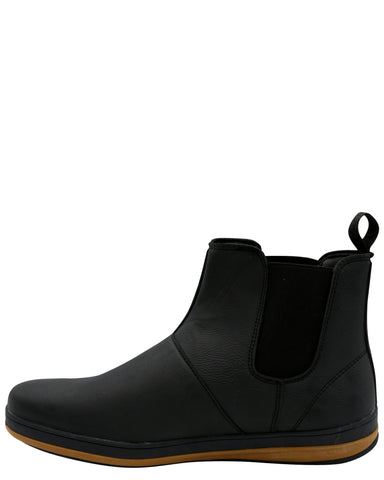 Side Zipper Mid Boot