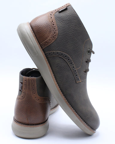 Men's Benson Wx Shoe - Brown Tan-VIM.COM