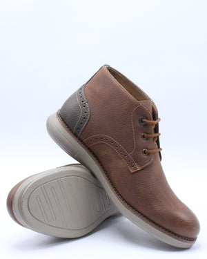 Men's Benson Wx Shoe - Tan Brown