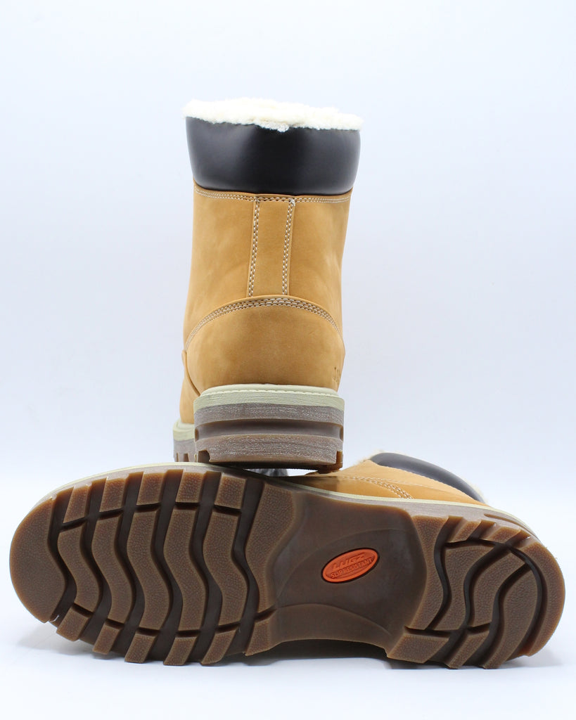 Mens Empire Hi Fleece Boot - Wheat