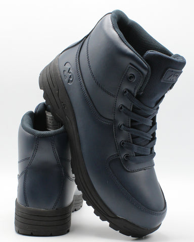 MOUNTAIN GEAR Men'S 7003 Le Ii Boot - Navy - Vim.com