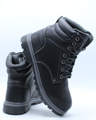 Mens Waterproof 6 Inch Boot - Black