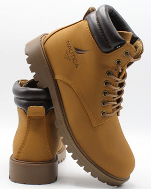 NAUTICA-Men's Pratt Boot - Tan-VIM.COM