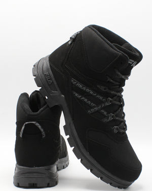 FILA-Men's Pro Strap Boot - Black-VIM.COM