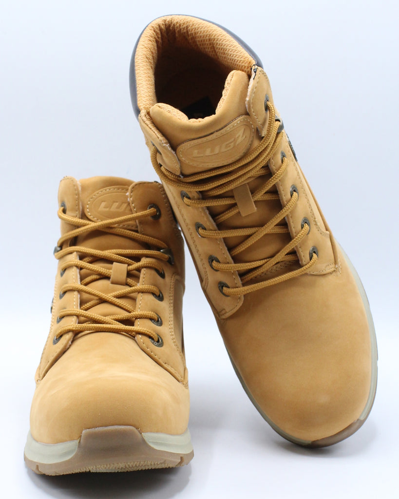 Mens Switch Back Boot - Wheat