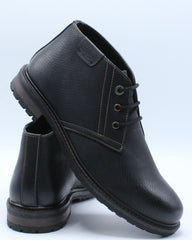 Mens Rover Chukka Boot - Black