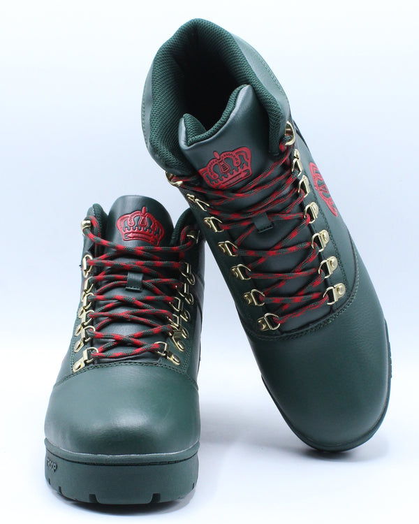 Men's Troop Expo Boot - Green