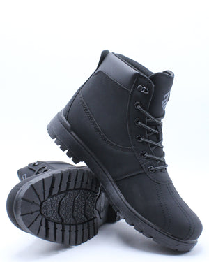 Men's Alton Mono Boot - Black
