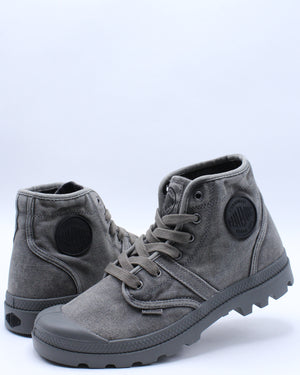 Men's Pallabrouse Boot - Charcoal Black