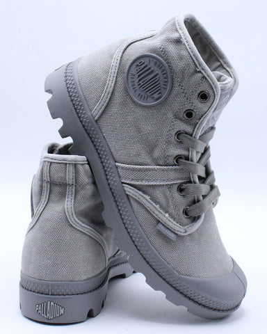 Men's Pallabrouse Boot - Grey Rise-VIM.COM