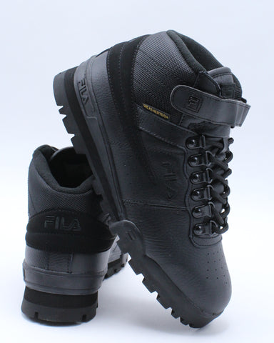 FILA-Men's F-13 Weathertec Boot - Black-VIM.COM