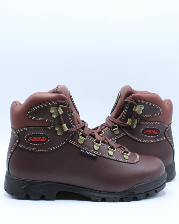 Men's Sunrise Hiker Waterproof Boot - Burgundy