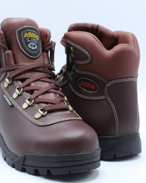 Men's Sunriser Hiker Waterproof Boot - Burgundy
