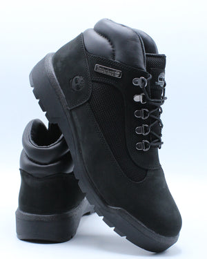 TIMBERLAND-Men's Field Boot - Black-VIM.COM