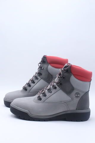 Men's Field Boot - Grey Orange