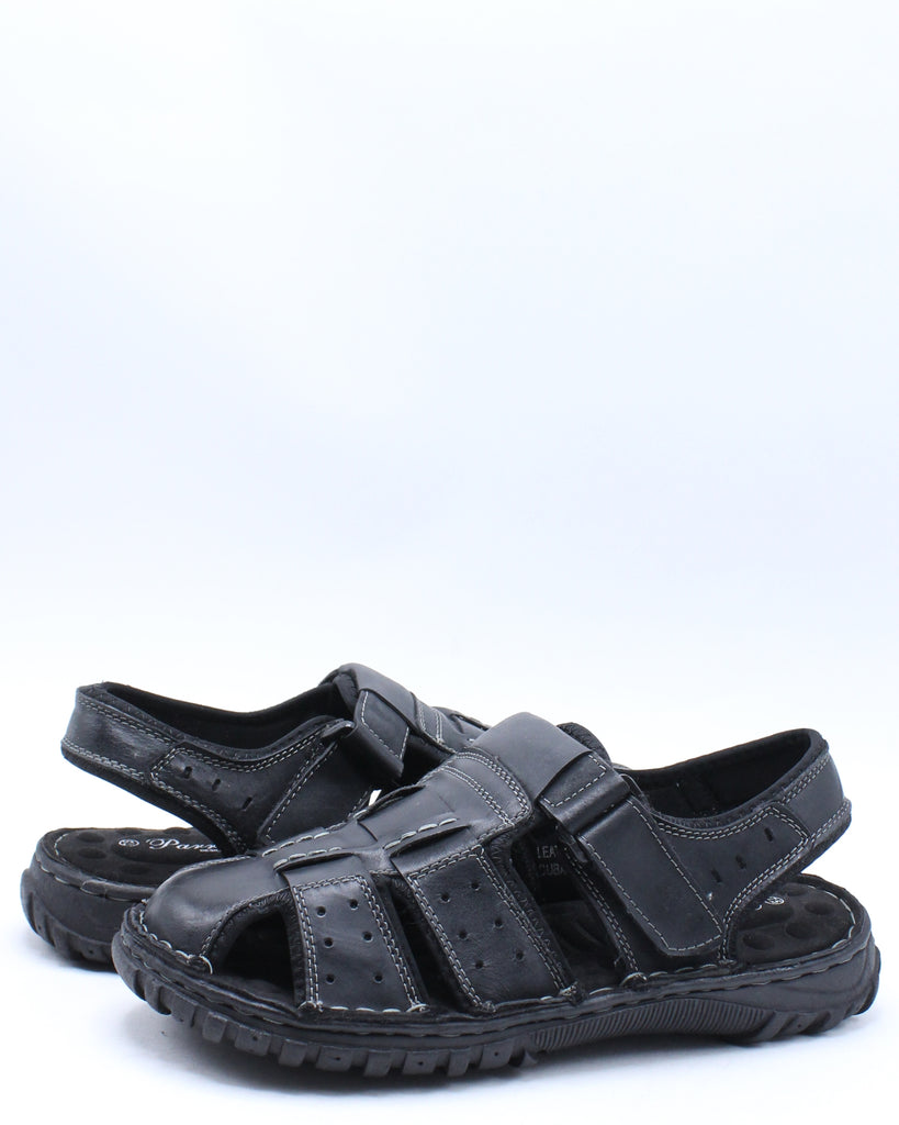 Mens Fisherman Cf Sandal - Black