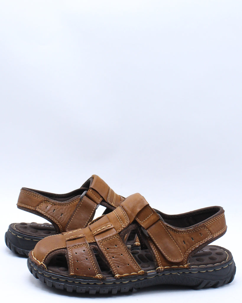 Mens Fisherman Sandal - Brown