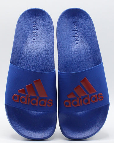 Men's Adilette Shower Slide - Royal Red