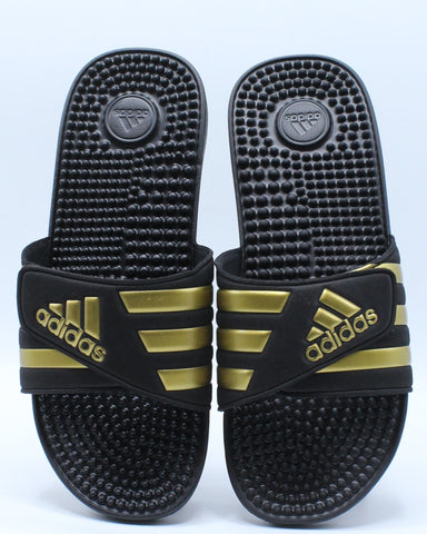 Men's Adisage Sandal - Black Gold