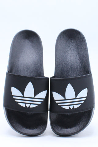 Men's Adilette Lite Slide - Black White