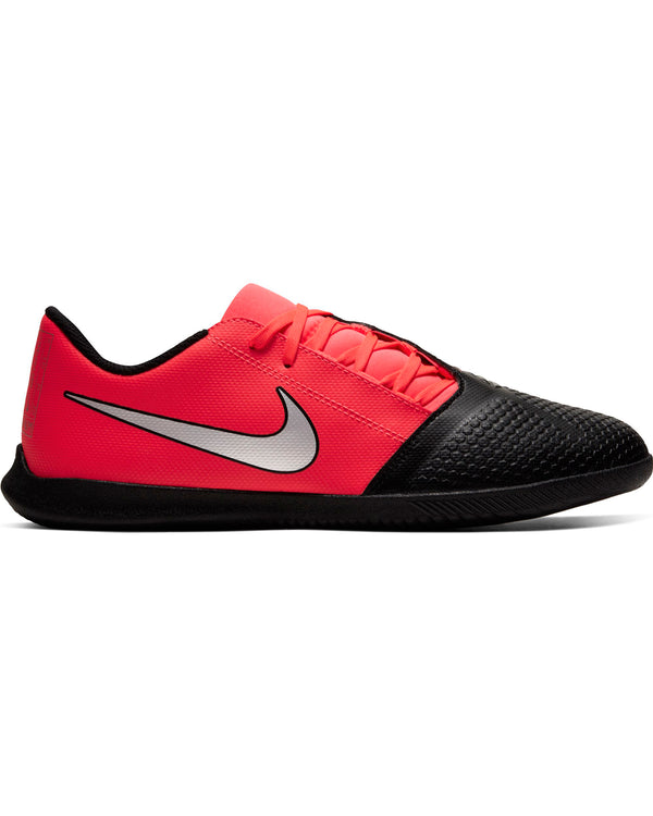 Men's Nike Phantom Venom Club  Ic Soccer Shoe - Laser Crimson