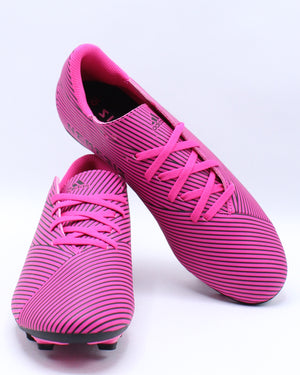 Men's Nemeziz 19.4 fxg Soccer Shoe - Pink Black