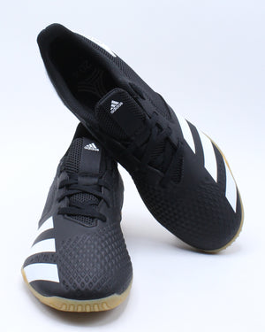Men's Predator 20.4 In Sala Shoe - Black White