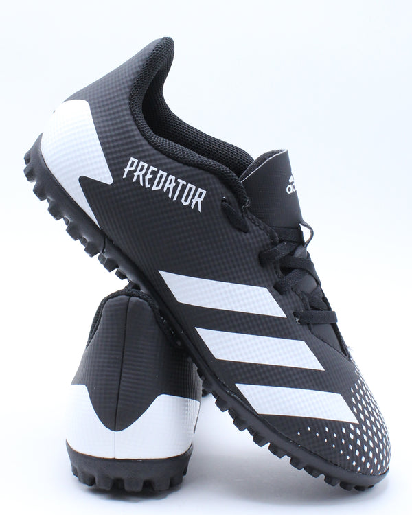 Men's Predator 20.4 Turf Shoe - Black White