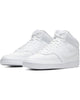 Men's Nike Court Vision Mid Sneaker - White