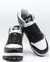VIM Men'S Kings Sl Sneaker - Black White - Vim.com