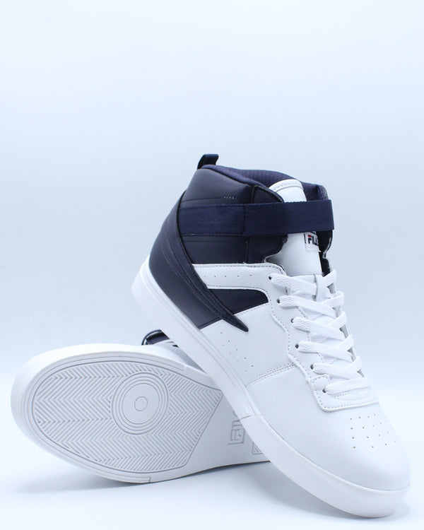 Men's Vulc 13 Tech Sneaker - White Navy Red
