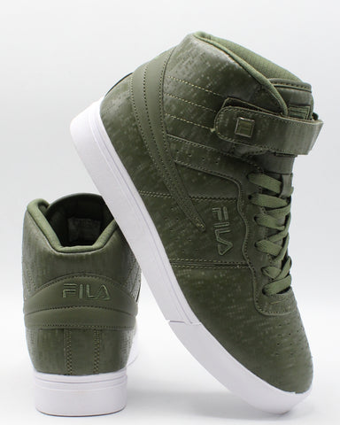 FILA-Men's Vulc 13 Digital Sneaker - Green-VIM.COM