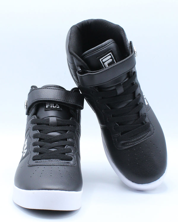 Men's Vulc 13 Sneaker - Black White