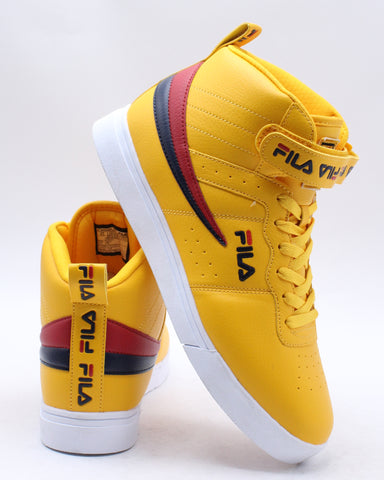 Men's Vulc 13 Repeat Logo Sneaker - Yellow