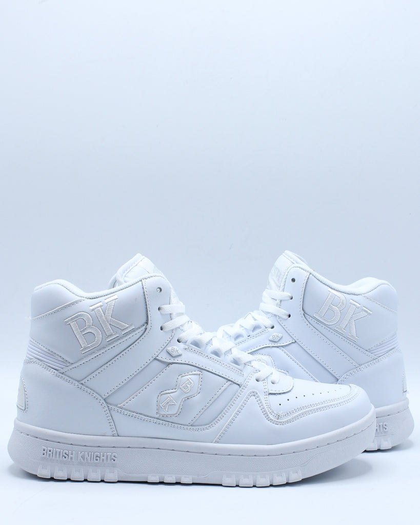 Mens Kings Sl Sneaker - White