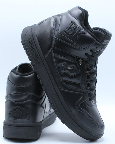 Men's Kings Sl Sneaker - Black-VIM.COM