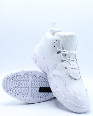 Men's Source Mid Sneaker - White