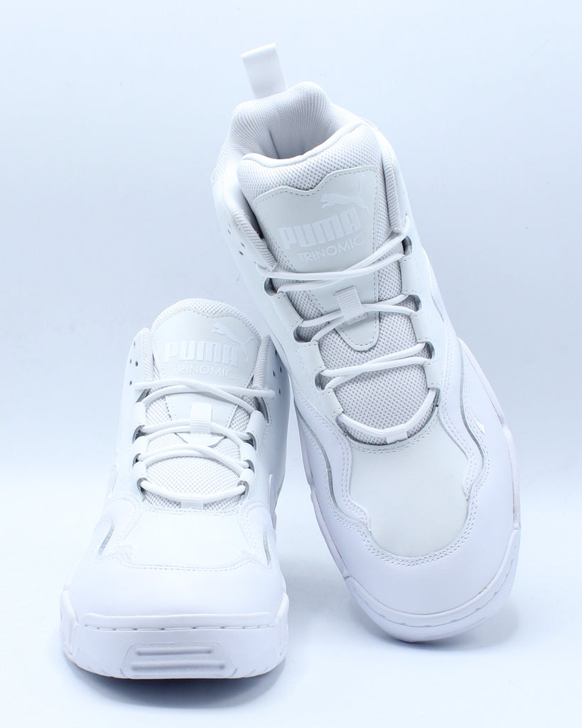 Mens Source Mid Sneaker - White