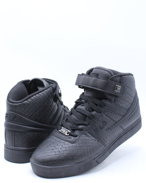 Men's Vulc 13 Crosshatch Sneaker - Black
