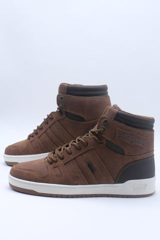Men's 520 BB High Top Sneaker - Brown
