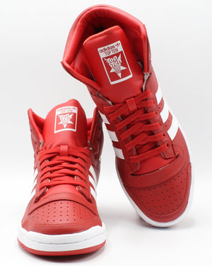 Men's Top Ten Sneaker - Red White